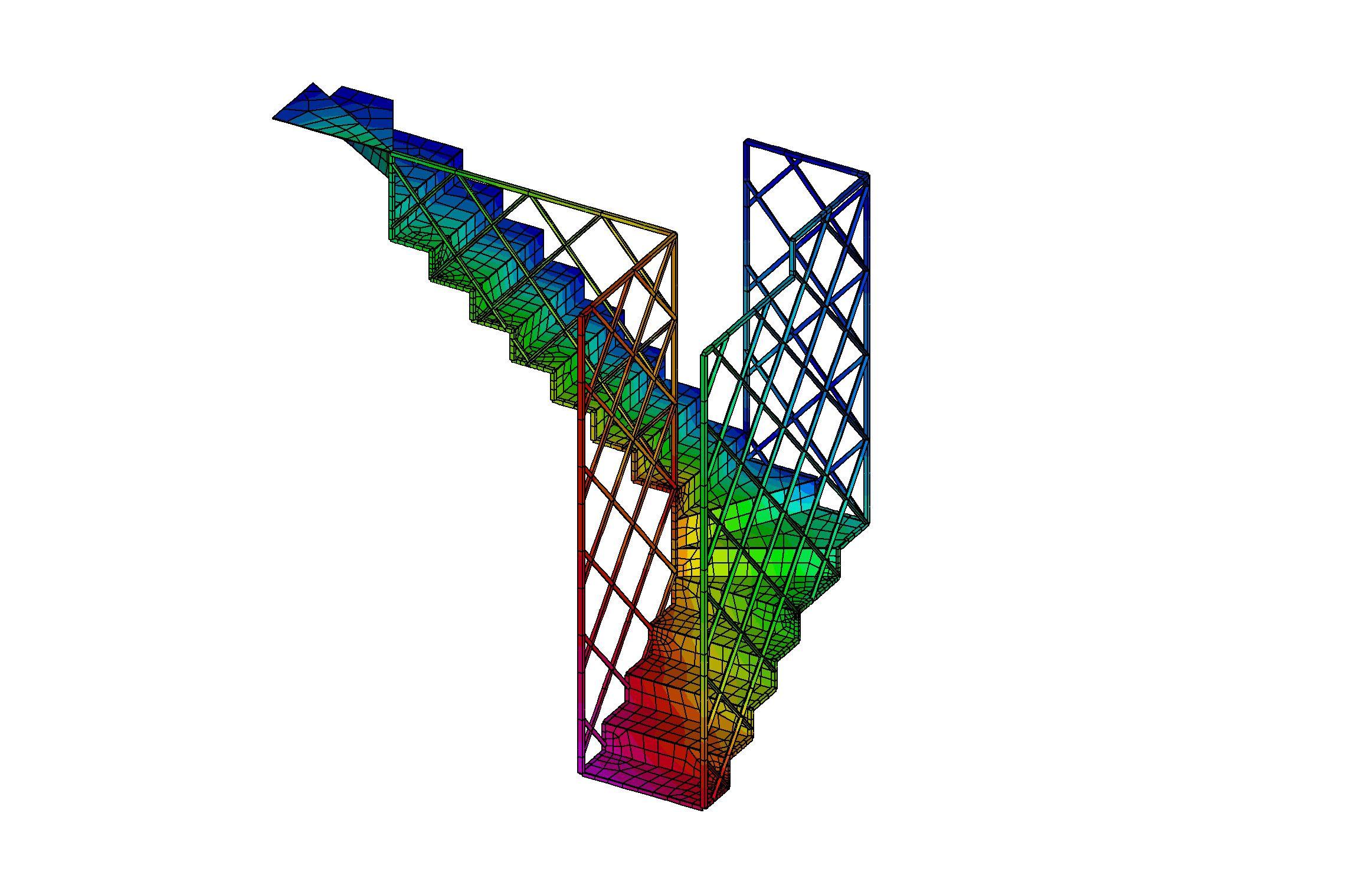 Stair-model