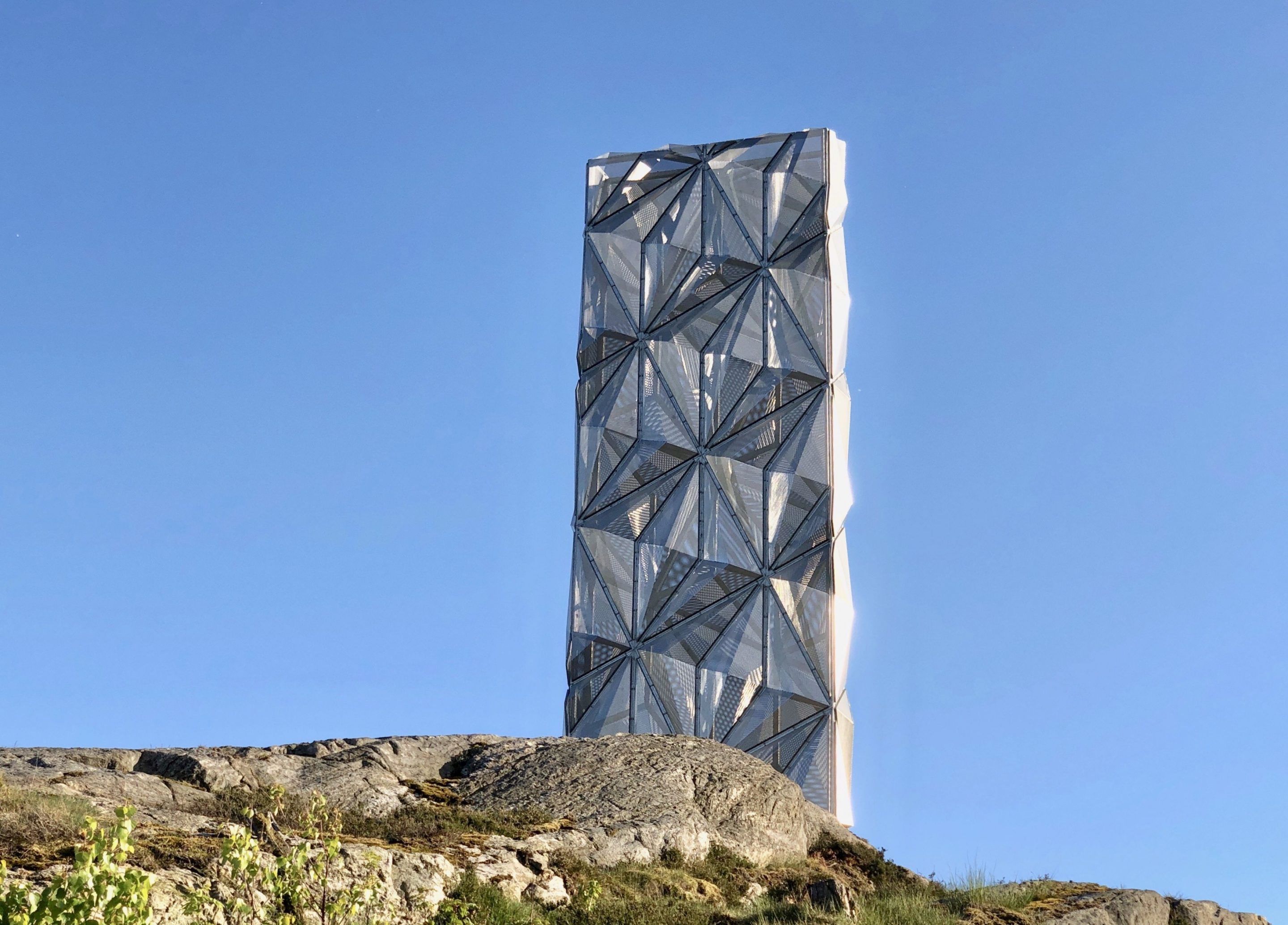 Optic Monolith Structure Workshop